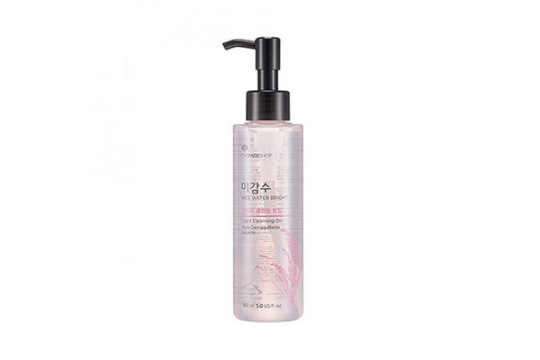 [THE FACE SHOP] Rice Water Bright Light Cleansing Oil - 150ml