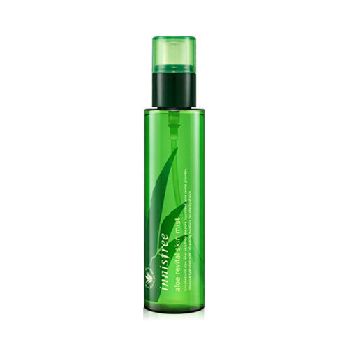 [INNISFREE] Aloe Revital Skin Mist - 120ml