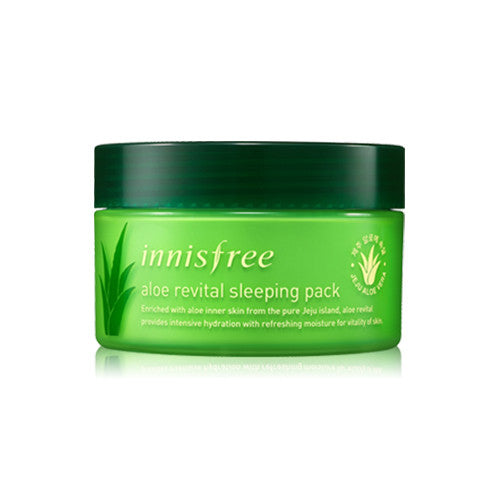 [INNISFREE] Aloe Revital Sleeping Pack - 100ml