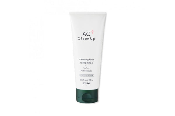 [ETUDE HOUSE] AC Clean Up Cleansing Foam - 150ml