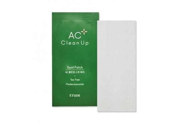 [ETUDE HOUSE] AC Clean Up Spot Patch - 1pcs