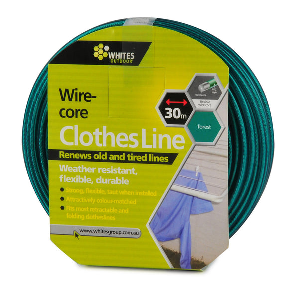 Replacement Clothing Line Wire 30m