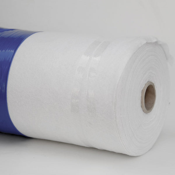 Geotextile Fabric 0.6/1/2m x 50m - 120 GSM