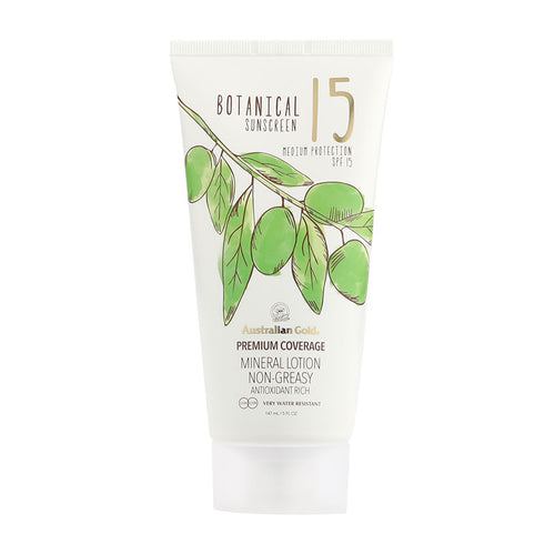 Australian Gold SPF 15 Mineral Lotion
