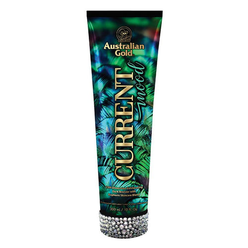 Australian Gold Current Mood tanning lotion bronzer