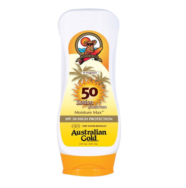 SPF 50 Lotion - Australian Gold