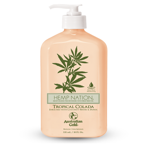 Hemp Nation Wild Berries & Lavender Body Lotion