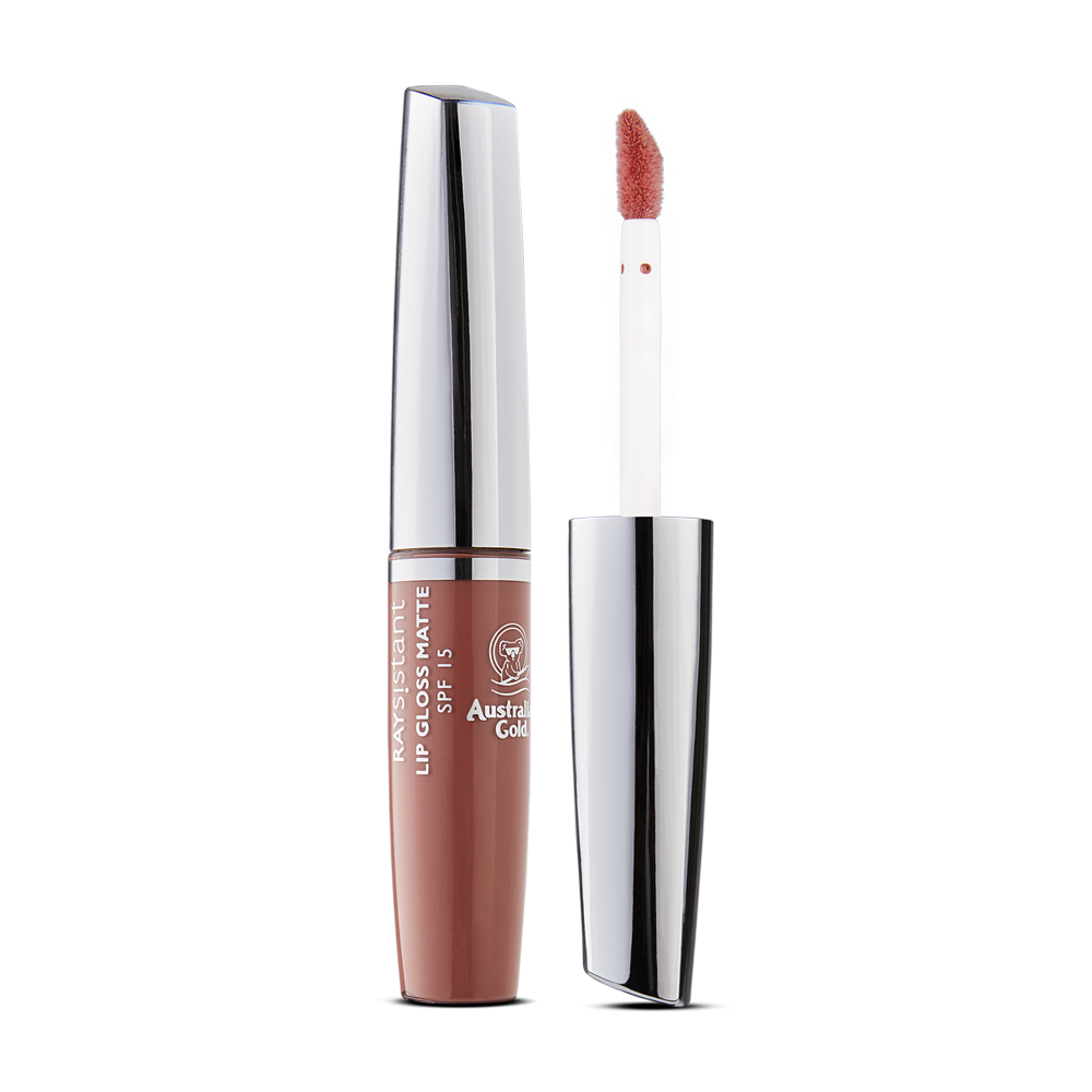 Raysistant matte Lipgloss - 2 shades available