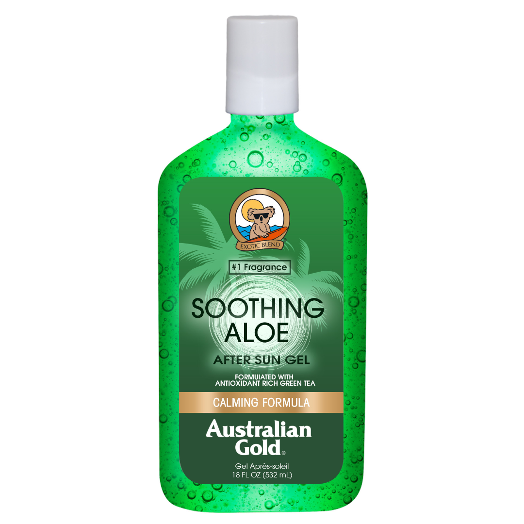 Soothing Aloe After Sun Gel 547ml