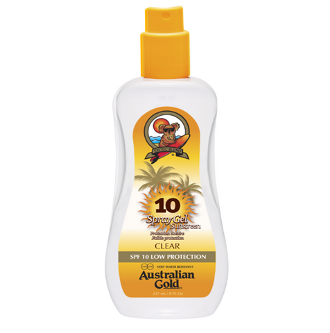 SPF 15 Spray Carrot Oil
