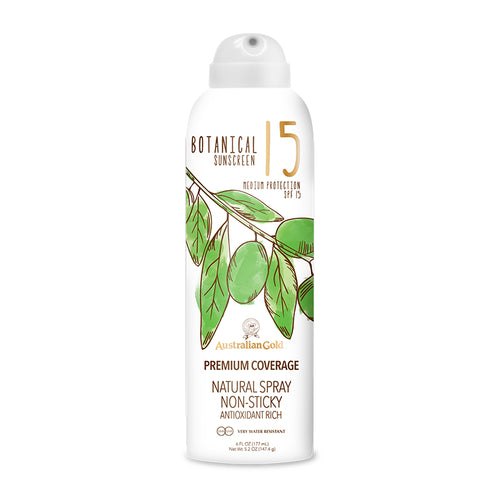 Botanical SPF 15 Continuous Spray