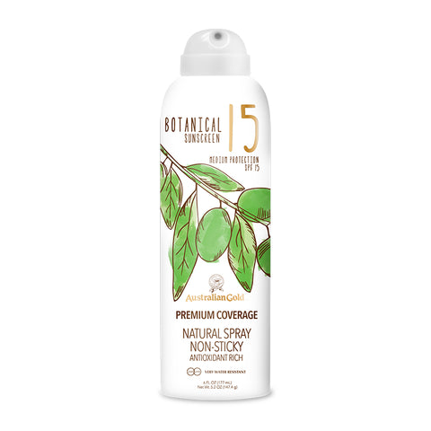 SPF 50 Spray Gel with Bronzer