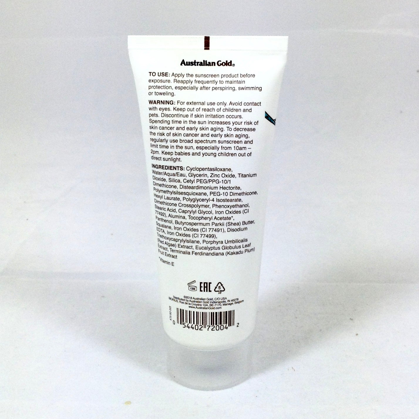 Botanical SPF 50 Tinted Face Lotion