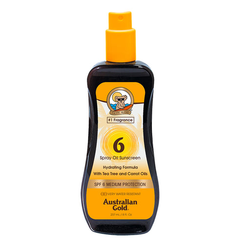 Australian Gold SPF 6 Spray Oil