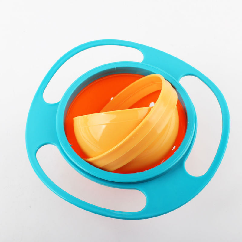 Magic Spill Resistant Gravity Baby Bowl