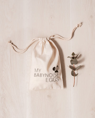 Egg storage bags