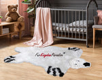FurKingdom Paradise™ Realm of Bear Rug - White