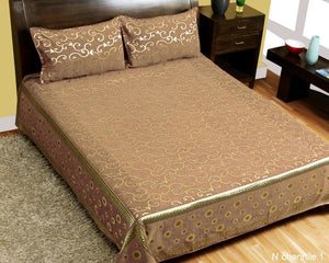 Intricate Pattern Chenille Bedcovers - G