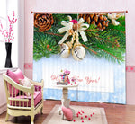 Christmas Theme Blackout Curtains - A Christmas Story(Set of 2)