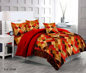 Retro Version-Limited Edition - 100% Pure Cotton Bedsheet