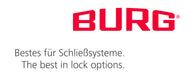 BURG locking solutions