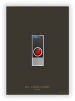 A Space Odyssey (2001) - Hal 9000