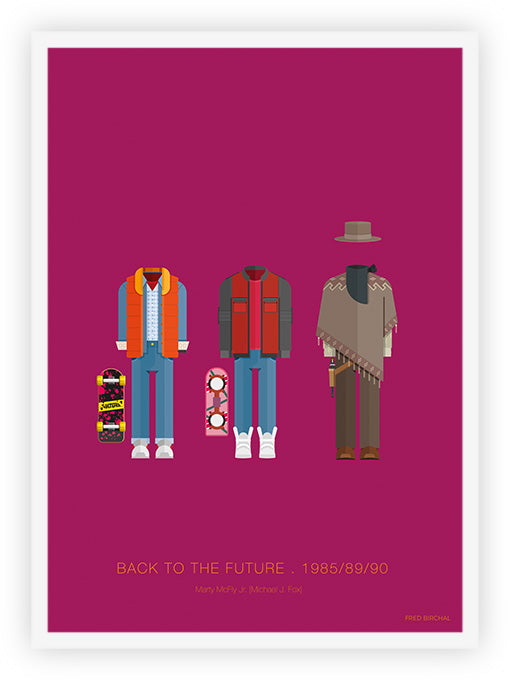 Back to the Future - 1985/89/90