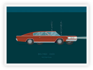 Big Fish (2003) - 1966 Dodge Charger