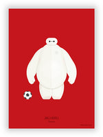 Big Hero - Baymax