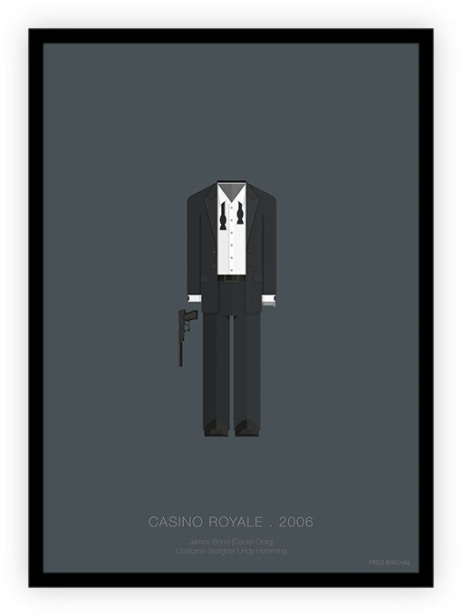 Casino Royale (2006) - James Bond