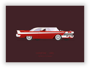 Christine (1983) - 1968 Plymouth Fury Belvedere