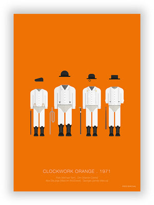 Clockwork Orange - 1971