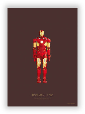 Iron Man (2008) - Tony Stark