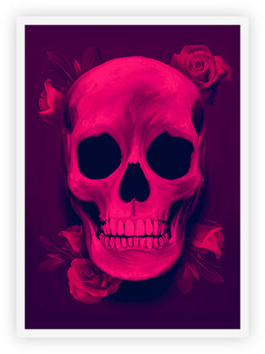 Skull and Roses