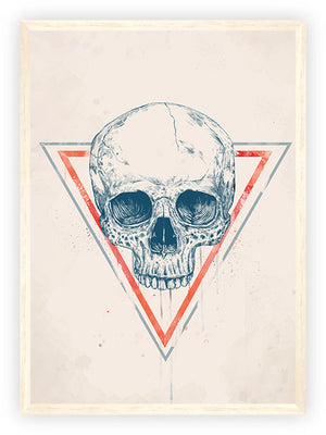 Skull in Triangles