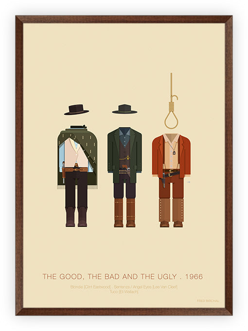 The Good, the Bad and the Ugly - 1966