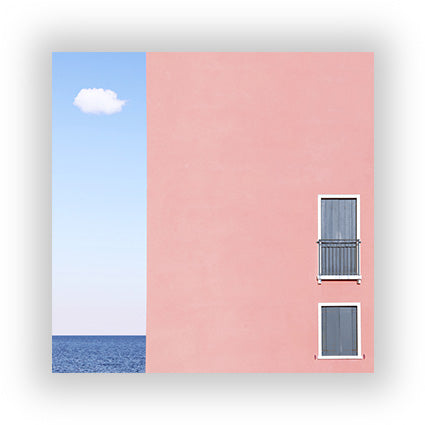 The House, The Cloud, The Sea