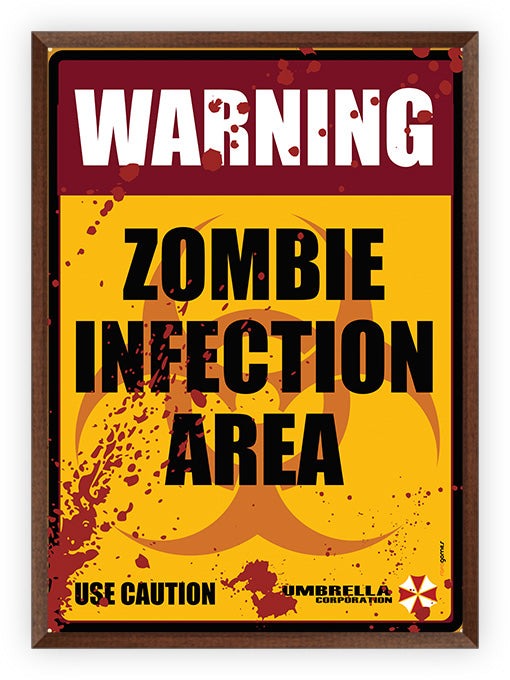 Warning: Zombie Area