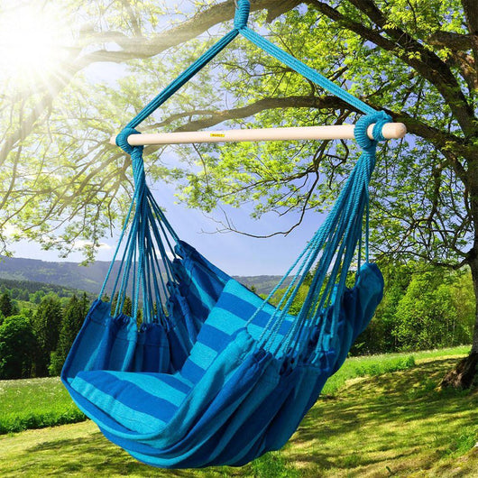 Soft Comfort Hanging Rope Hammock Chair