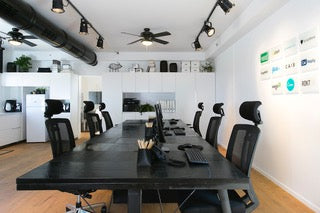 Long Work Executive Table