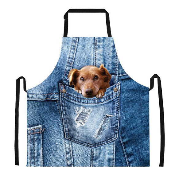 Custom Photo Apron - photogiftsideas