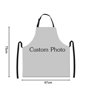 Custom Pet Photo Apron -photogiftsideas