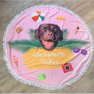 women beach towel-photogiftsideas