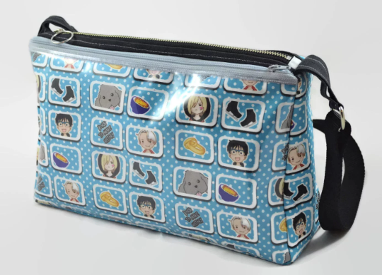 "YOI ""Born to Make History"" Ita Bag"