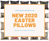 2020 Best Easter Pillow Cover for Spring Decoration