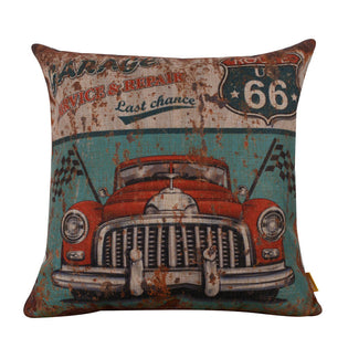 Transport Pillow Cover