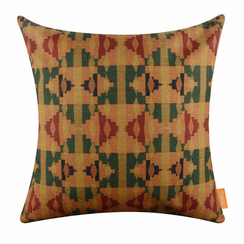 Image of African Ethnical Pattern Pillow Cover
