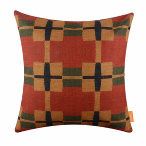 African Tribal Pillow Cover