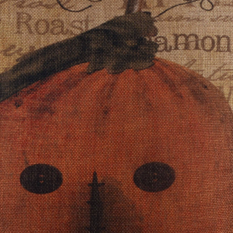 Pumpkin Ghost Fall Decorative Cushion Cover