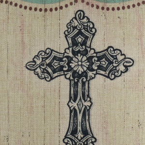 Holy Cross Cushion Cover
